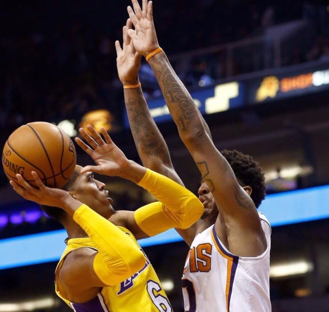 Devin Booker pours in 36 in losing effort, Lakers beat Suns 100-93