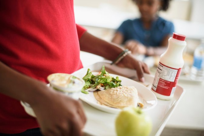 Deer Valley Unified School District Student Lunch Debt Campaign