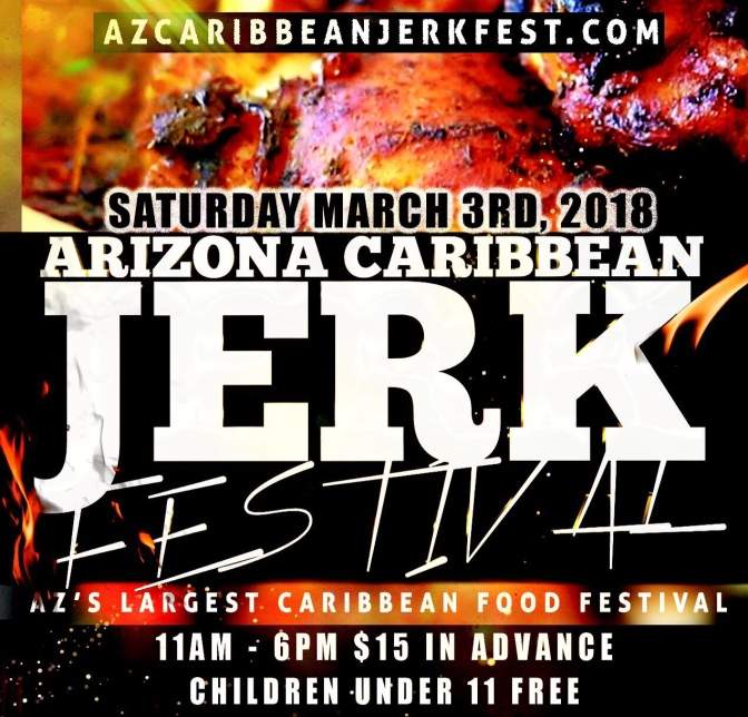 Arizona Caribbean Jerk Festival 2018
