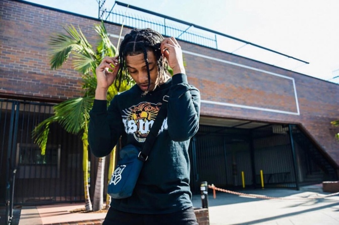 Touched by an Angel: Atlanta Artist Franceauthagod born without vocal chords, is burning up the Scene