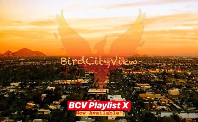 BCV Playlist X